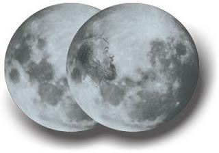 Bayangan Imam Mahdi di Bulan
