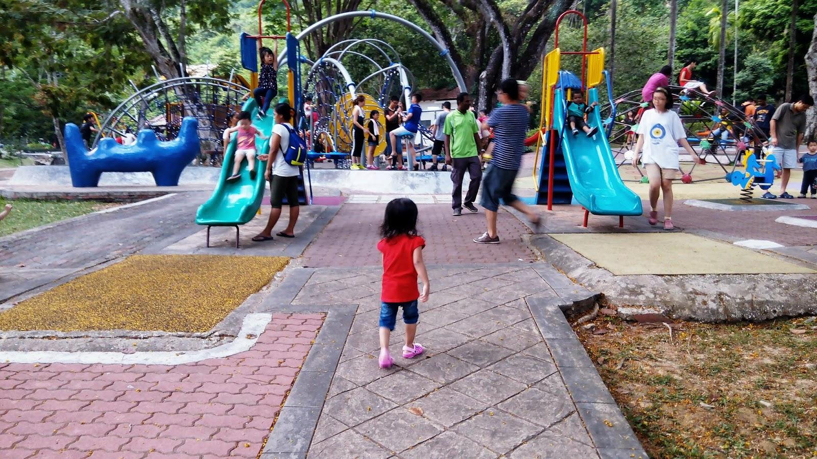 Cik Puteri, taman permainan, taman belia, pulau pinang, riadah, sukan, rehat, keindahan alam