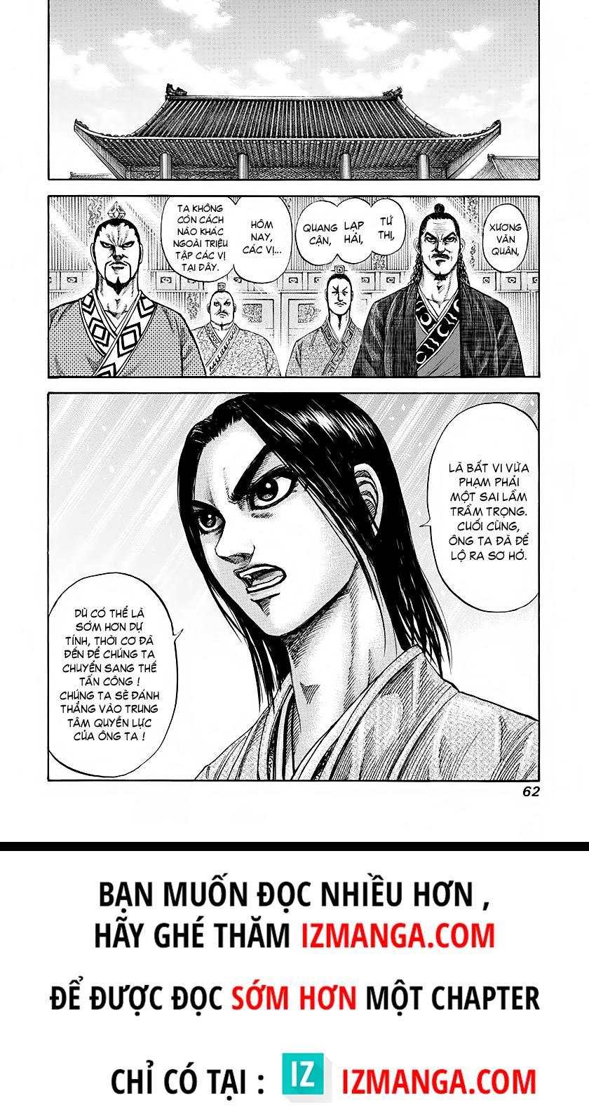Kingdom - Vương Giả Thiên Hạ Chapter 187 page 21 - IZTruyenTranh.com