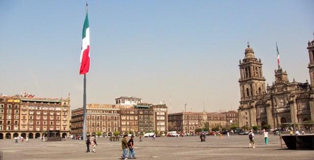 ¿Cuales son las Ciudades de México?