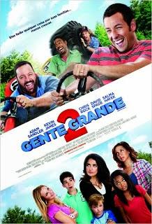 Filme Gente Grande 2 Legendado AVI BDRip