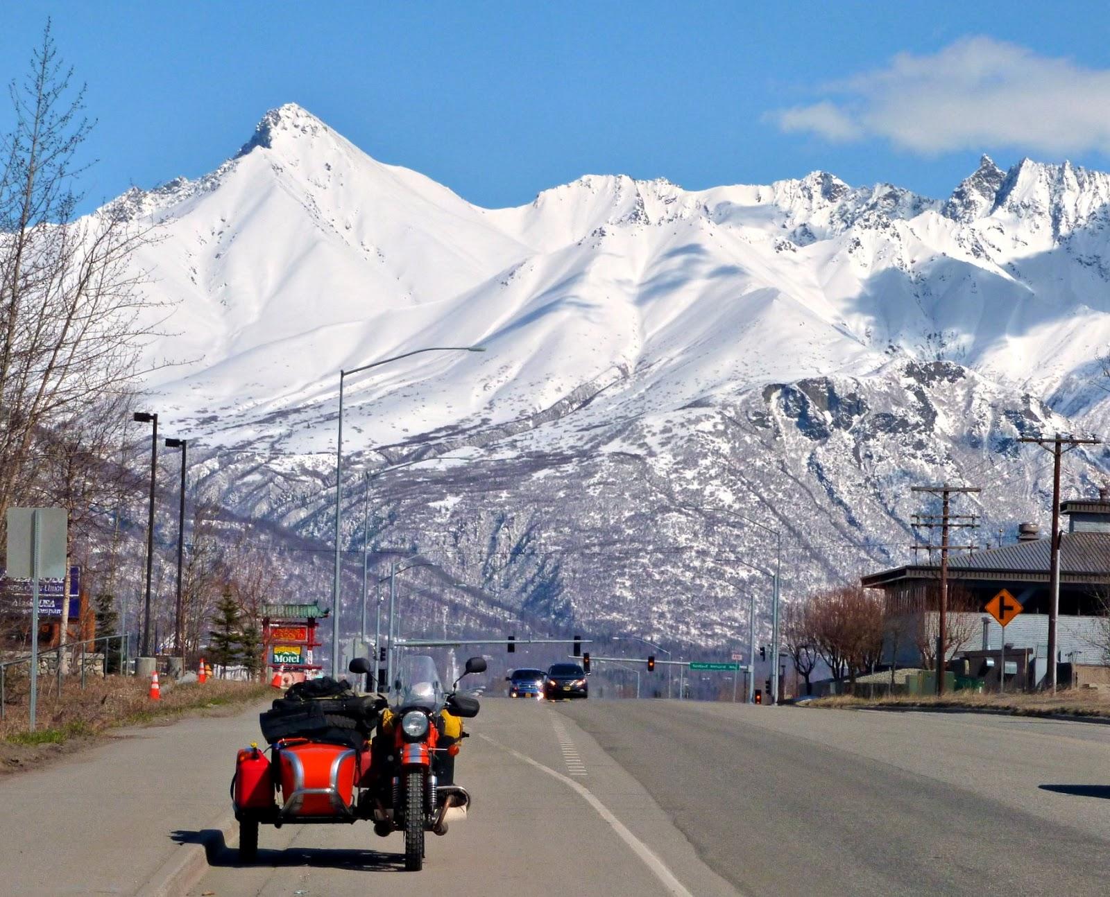 A Redleg S Rides Uraling In Alaska Day 41 Valdez To