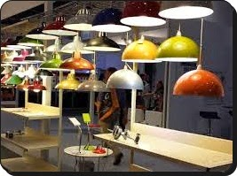 Lighting Fixtures and Fittings Present the World 3
