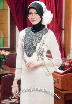 Gambar Pakaian Muslim Terbaru Model Desain Busana Baju