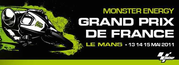 Captain Kais World: A day at the races - Monster Energy Grand Prix of France 2011