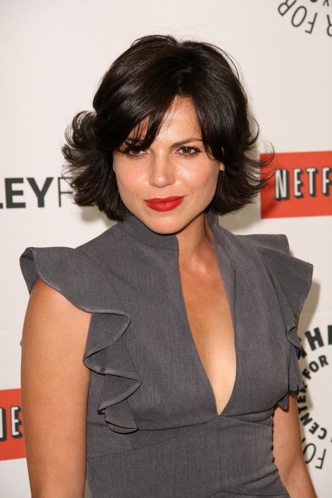 Hollywood Celebrities: lana Parrilla hot hd wallpapers