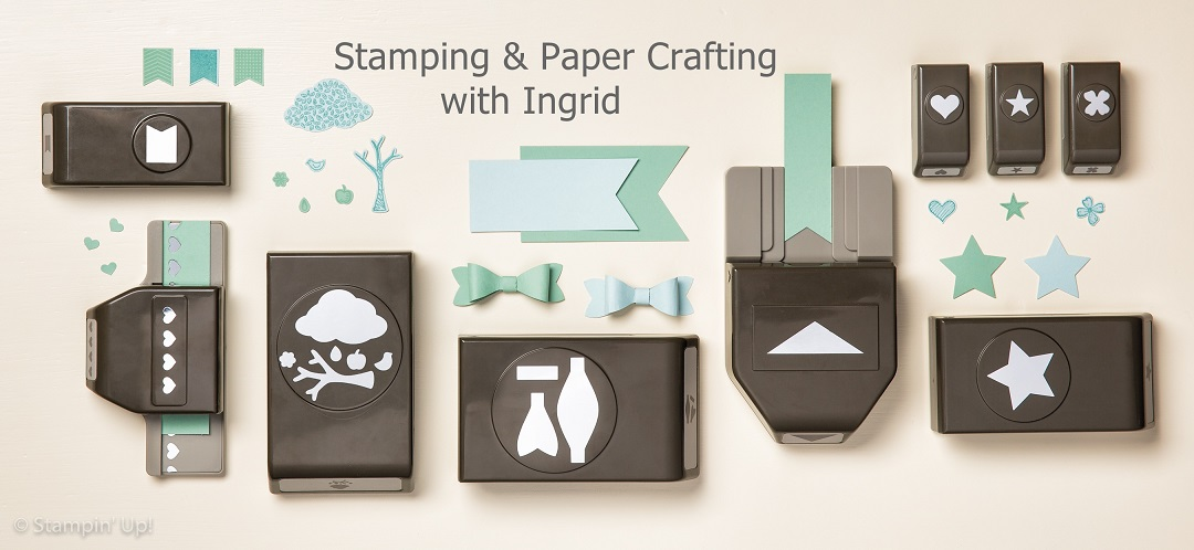 Stamping & Paper Crafting with Ingrid