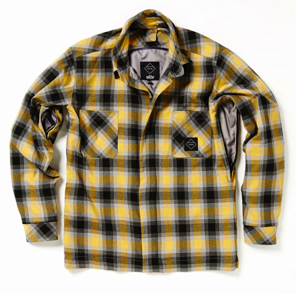 Kevlar Lined Motorcycle Shirt