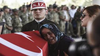 Τουρκική πανωλεθρία: 471 Τούρκοι στρατιώτες και αστυνομικοί νεκροί μόνο τον τελευταίο μήνα [βίντεο]