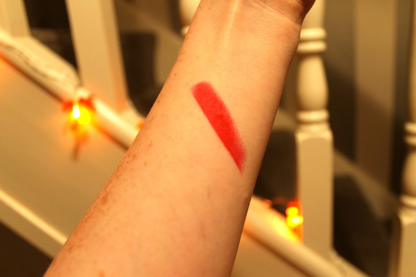 Smashbox be legendary infrared swatch