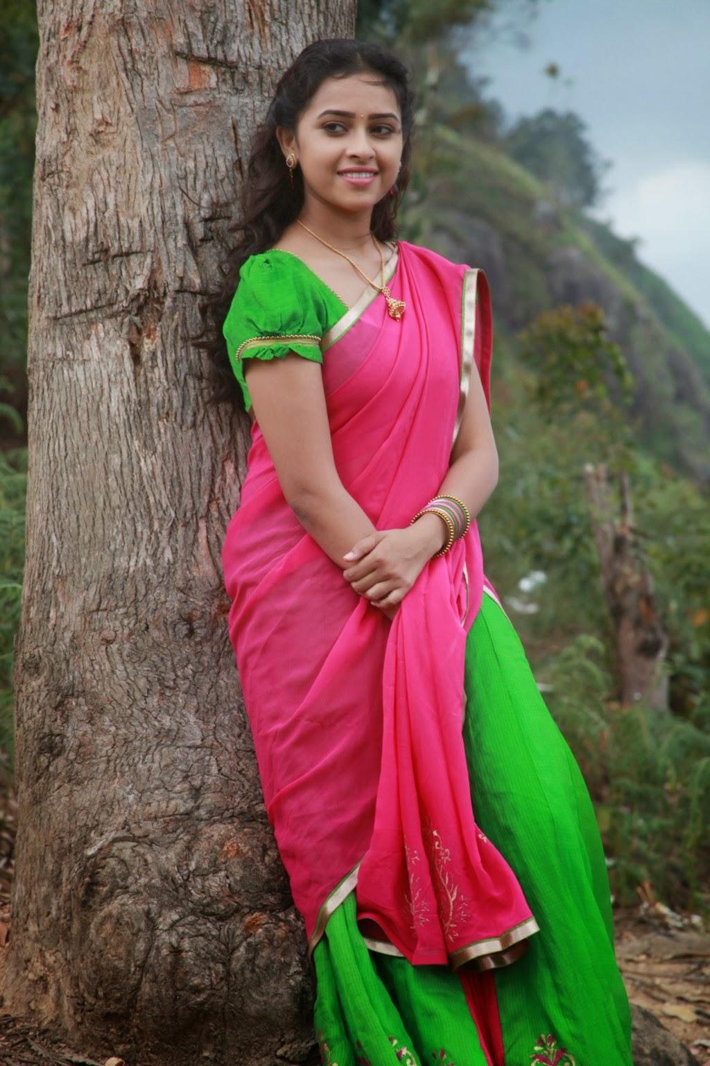 Sri Divya latest glamorous photos-HQ-Photo-10