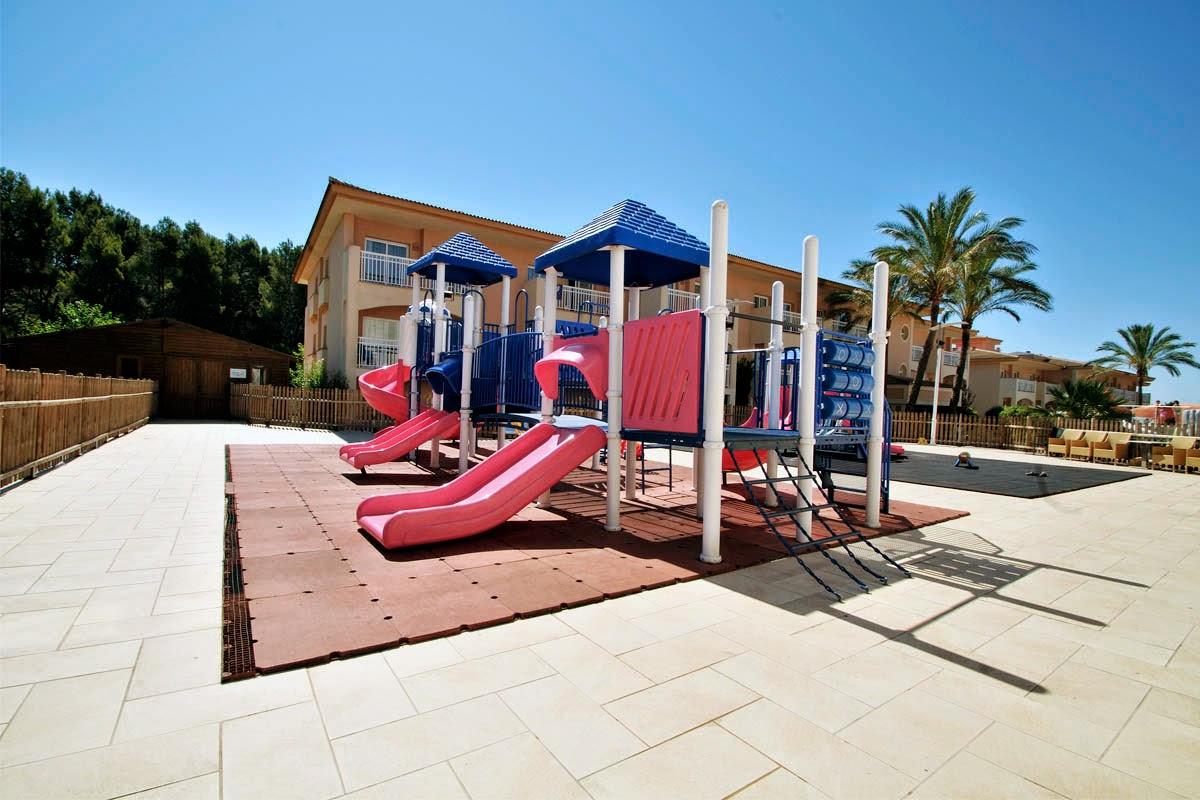 Baño Turco Para Ninos:Hoteles para niños: Pollensa (Mallorca) – Hotel Aparthotel Playa Mar