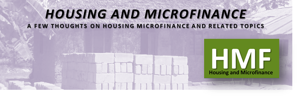 Housing and Microfinance