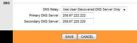 Buka setting modem anda, untuk modem ADSL biasanya ketik IP 192.168.1
