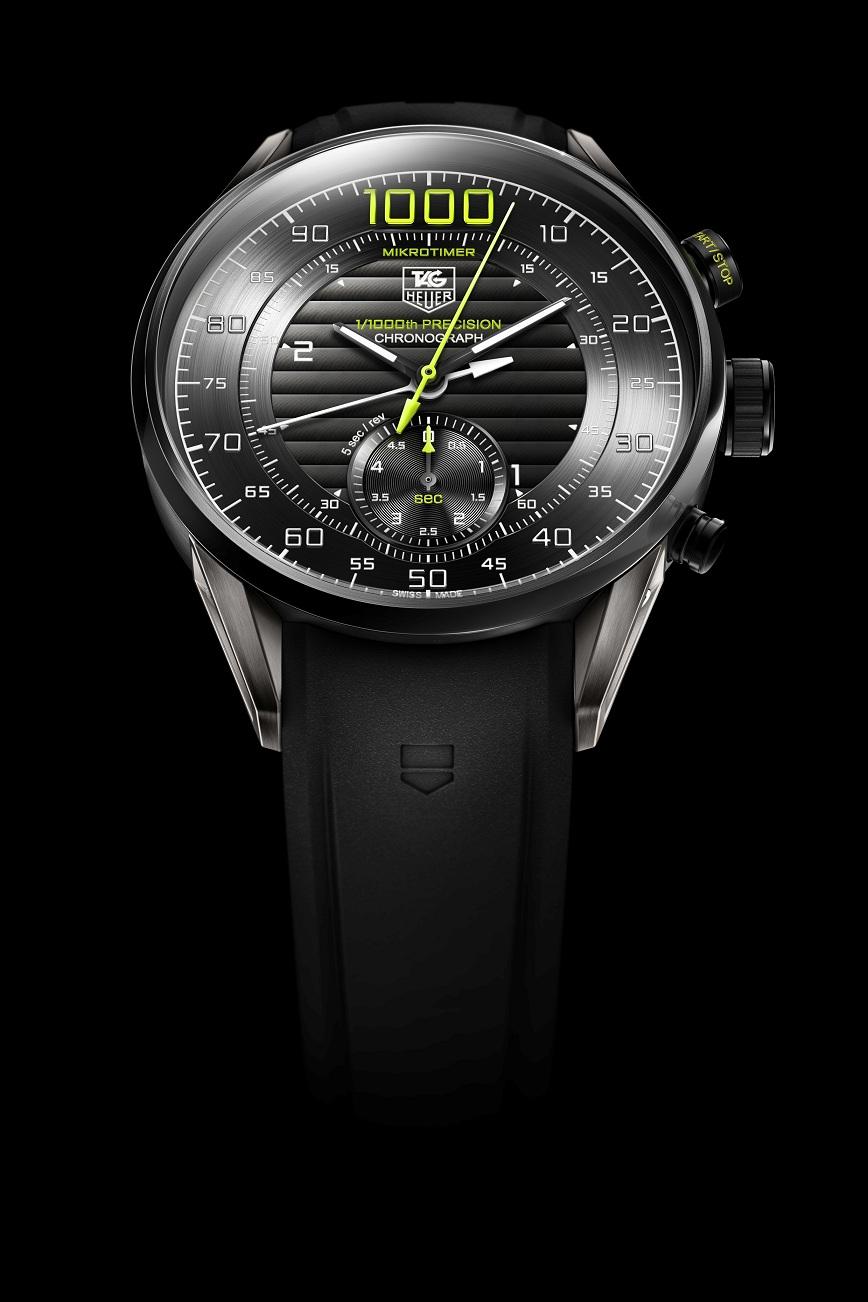 083b1836b54 Estação Cronográfica  Relógios TAG Heuer apresenta o Mikrotimer ...