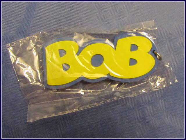 BOB-sleutelhanger