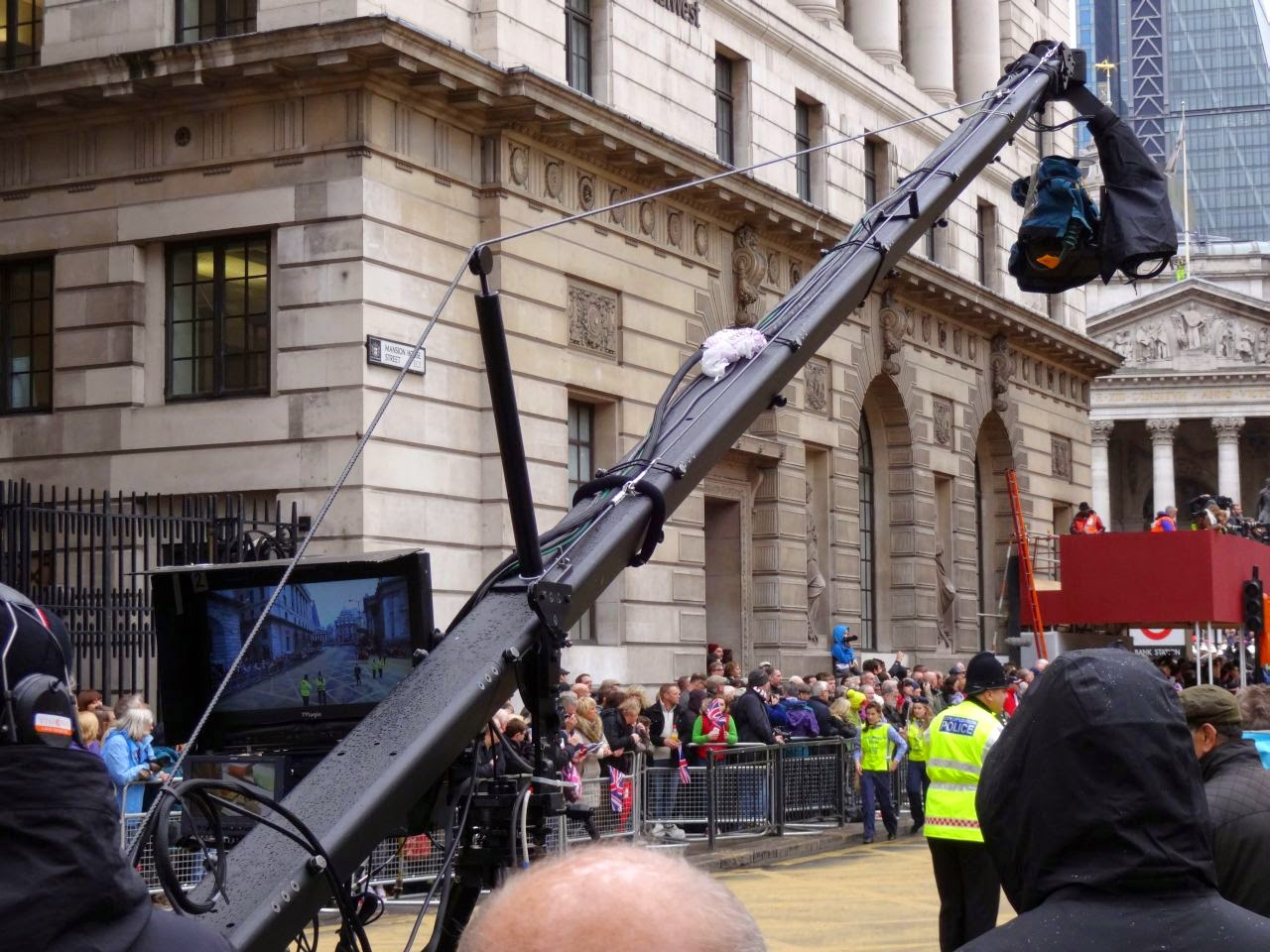 The Cameraman at The Lords Mayor Show