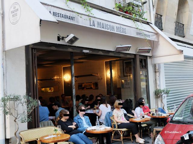 resto Maison Mere Paris 9eme Pigalle vins cocktail fish&chips rue Navarin