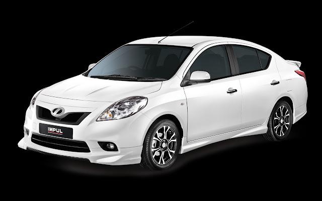 Nissan Almera Impul
