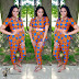 Lovely Ankara Top And Pant Designs