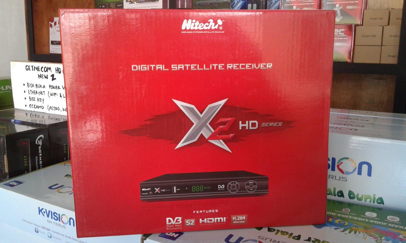 HITECH HD X2