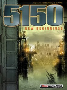Cover of 5150: New Beginnings from THW site