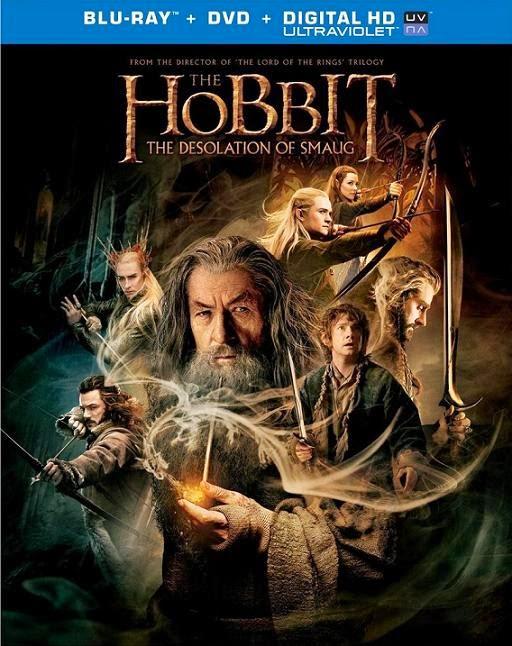 The Hobbit The Desolation Of Smaug (El Hobbit 2: La desolación de Smaug)(2013) m720p BDRip 4.2GB mkv Dual Audio AC3 5.1 ch
