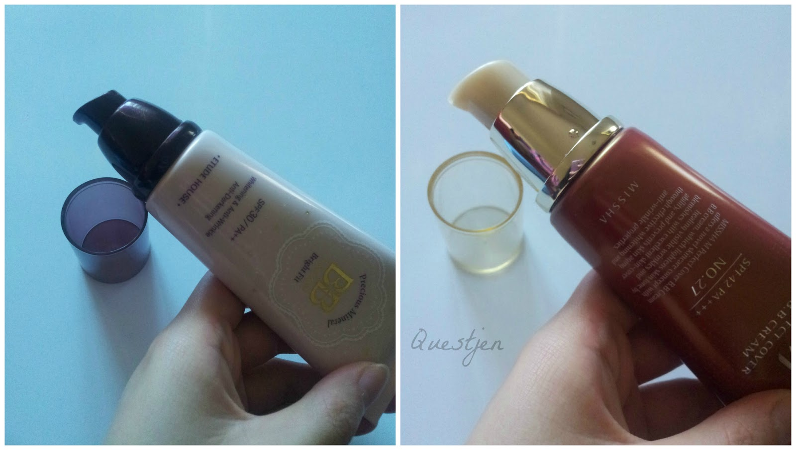 missha bb cream shade guide