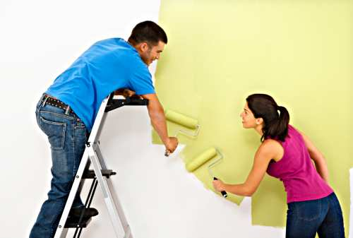 10 Advices on painting your house