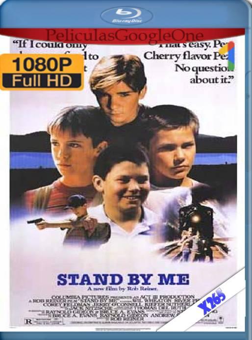 Stand By Me (1986) x265 [1080p] [Latino] [GoogleDrive]