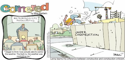"I Like ""Cornered"" Cartoons"