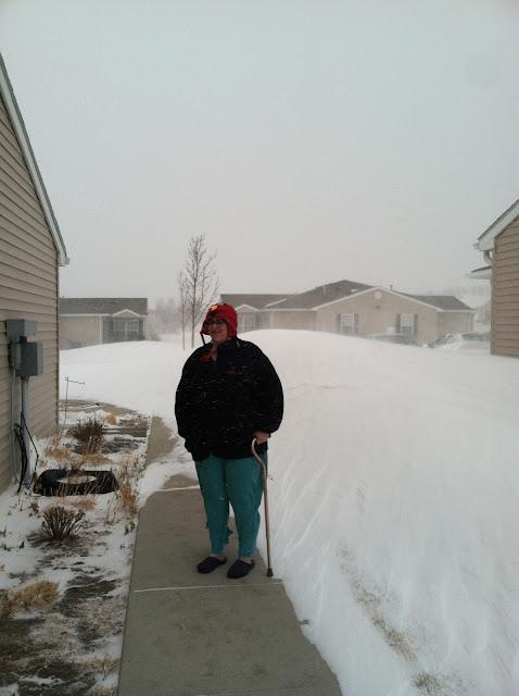 #Snowpocalypse