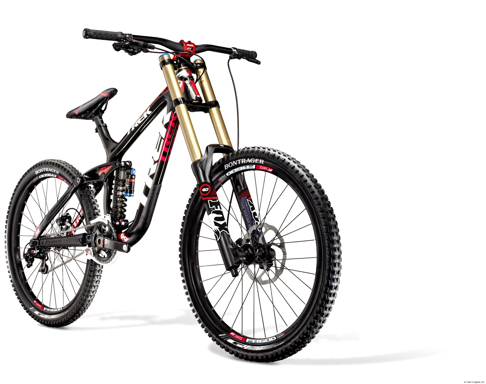 Trek Full Suspension Mountain Bike