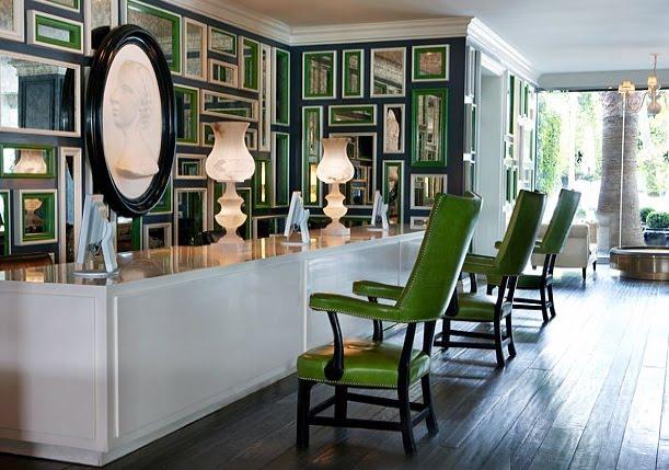 Kaper design restaurant hospitality design inspiration for Green hotel design