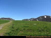 Ruta Les Rapaines, Lago Ubales, Cascayón: Pista Wamba