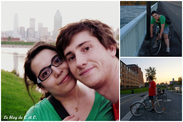 Tour de vélo à Montréal #3