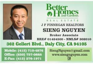 Sieng Nguyen - Broker Associate
