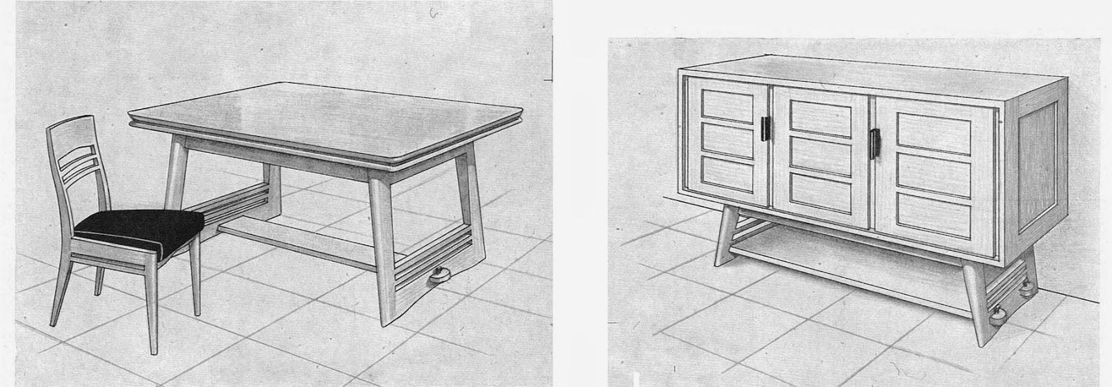 art utile style reconstruction commission du meuble de france. Black Bedroom Furniture Sets. Home Design Ideas