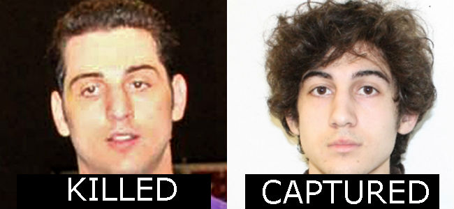 """DARK-SKINNED"" BOSTON BOMBER WAS ACUTALLY ""WHITE-SKINNED?"""