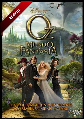 Oz Un Mundo De Fantasia Hdrip