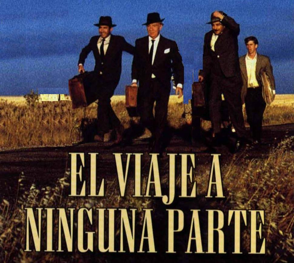 El viaje a ninguna parte (1986) de Fernando Fernán Gómez