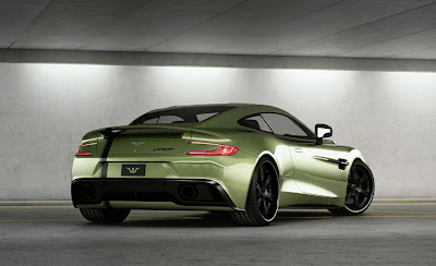 Aston Martin Vanquish Coupe