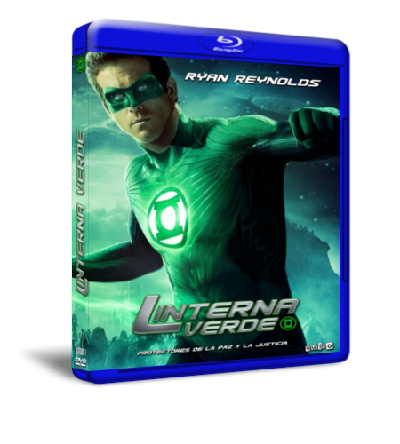 The Green Lantern [720p BRRip] [Español Latino/Inglés 5.1] [2011]