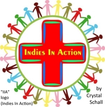 Indies In Action logo