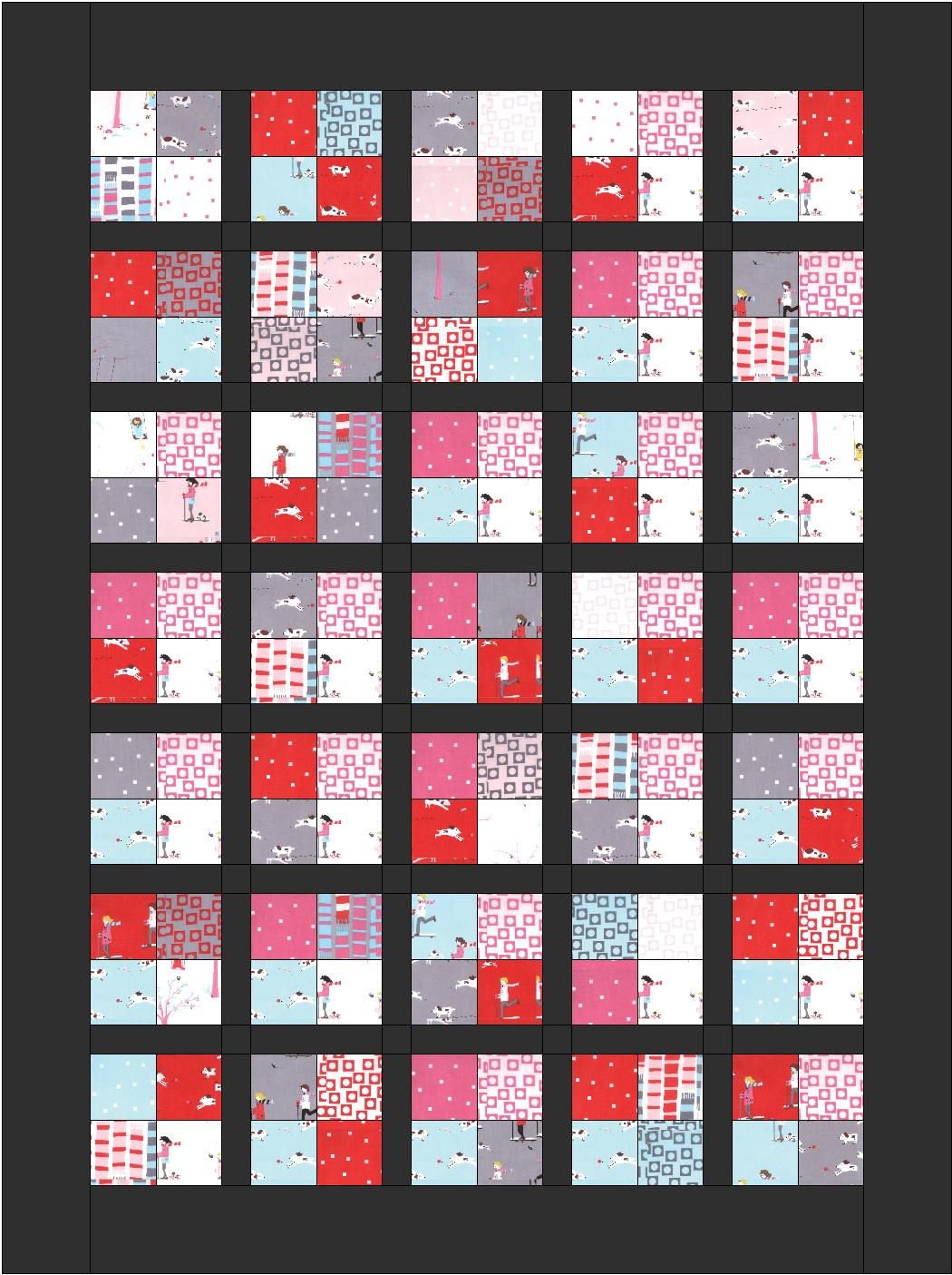 Quick Charity Quilts Series Four S A Charm Minneapolis