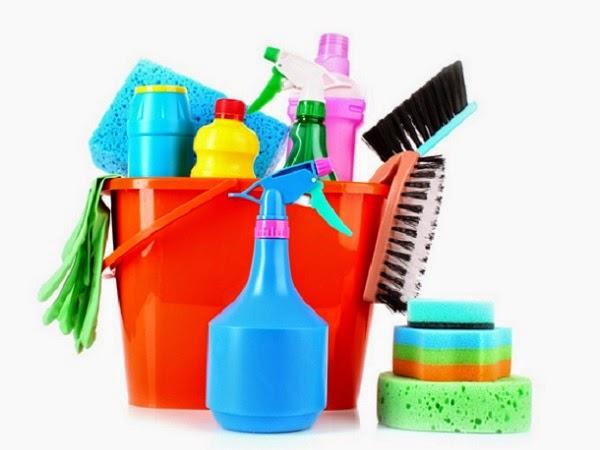 Limpieza de una casa for Productos limpieza cocina