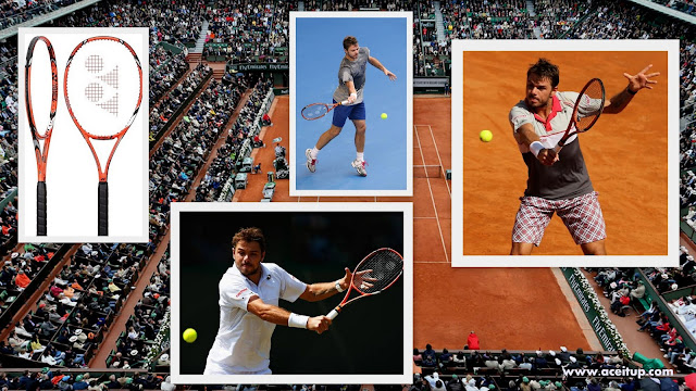 wawrinka tennis racket