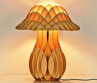 Desain Lampu Tidur Cantik Unik, Dan Kreatif 6