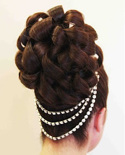 Beautiful Wedding Hairstyles image