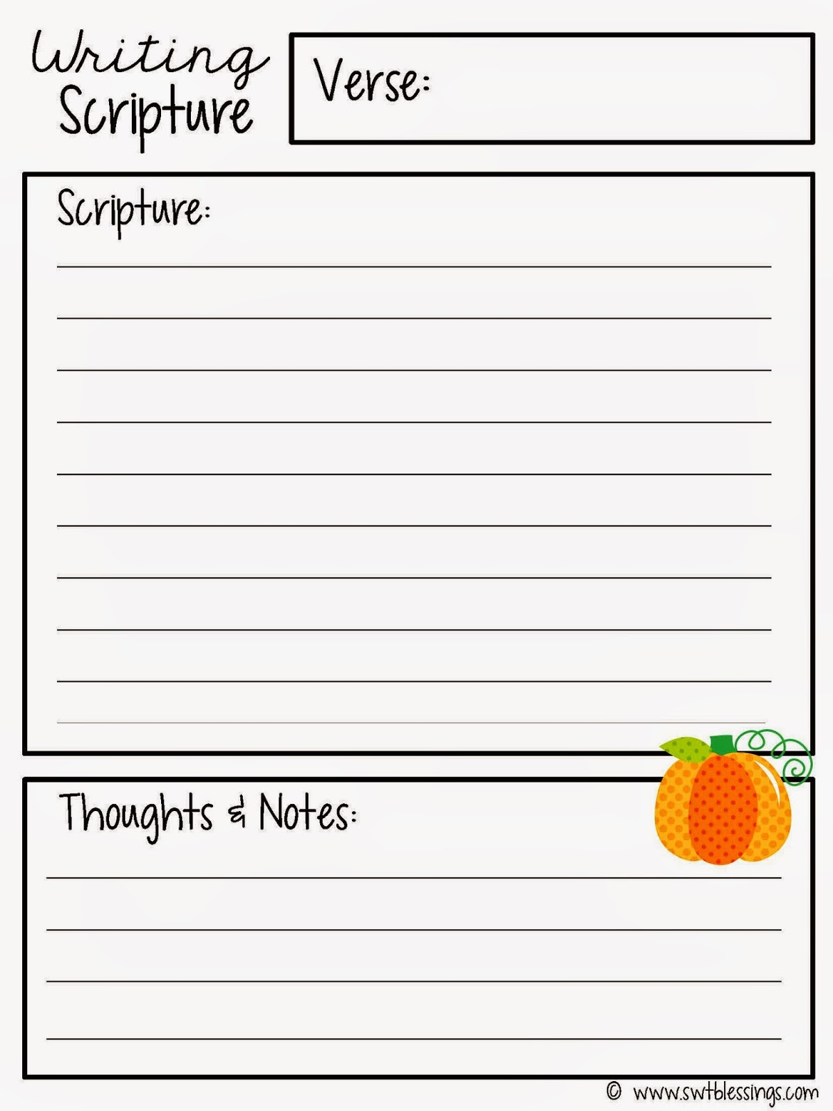 Thanksgiving Writing Prompts Printables